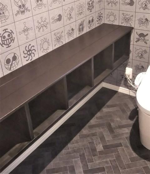 トイレ造作棚サムネイル