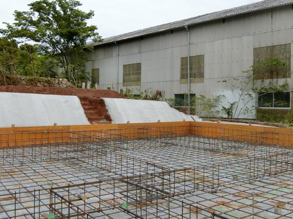 K様邸基礎✾鉄筋サムネイル