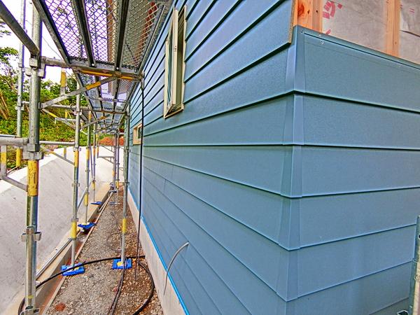 K様邸✾外装版・屋根サムネイル